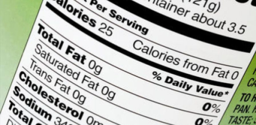 As advocates for improvements on food labels,  academy of nutrition and dietetics supports fda's proposed label changes, calls for nutrition education for consumers